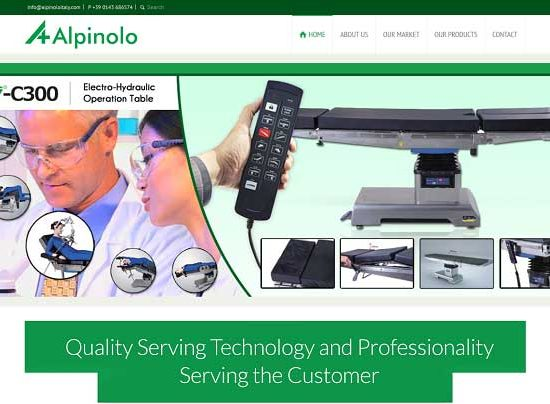 Alpinolo Medical Equipment
