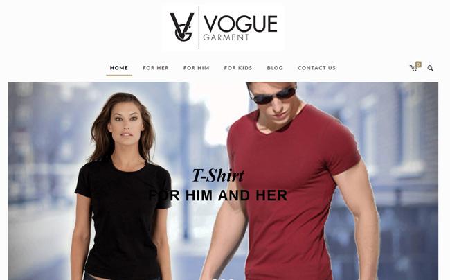 Vogue Garment